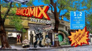 sismicomix